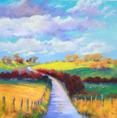 Iris Carignan Road to Tyrella