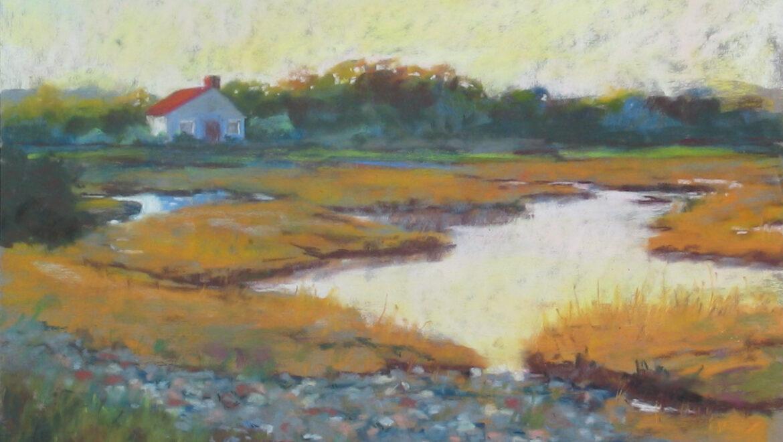 Morrow Bay Pastel